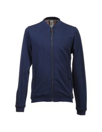 PLECTRUM by BEN SHERMAN - Zip sweatshirt