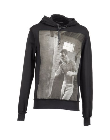 DOLCE & GABBANA - Hooded sweatshirt
