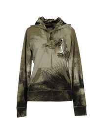 CHRISTIAN AUDIGIER - Hooded sweatshirt