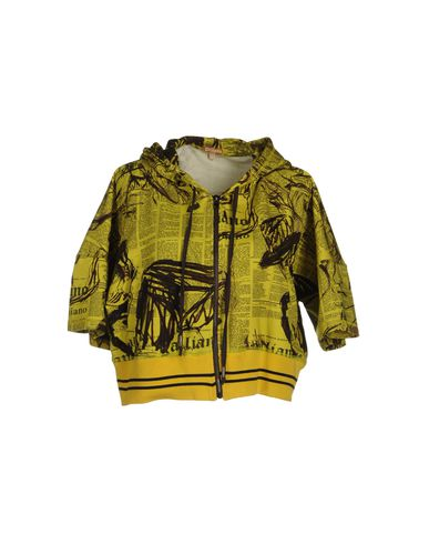 GALLIANO - Hooded sweatshirt