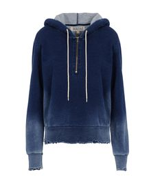 Sweatshirt mit Zipp - TEXTILE ELIZABETH AND JAMES