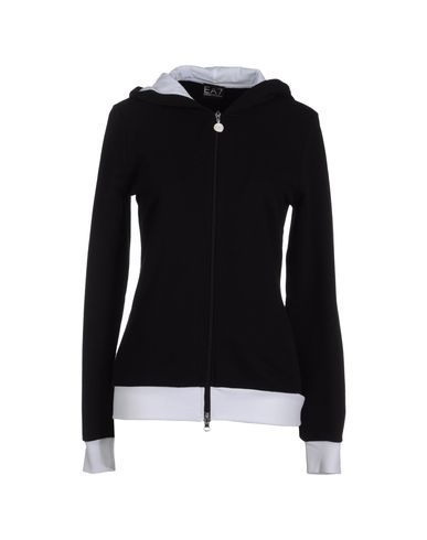 EA7 - Hooded sweatshirt