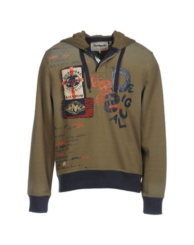 DESIGUAL - Hooded sweatshirt