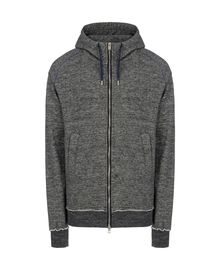 Zip sweatshirt - MAURO GRIFONI