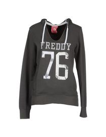 FREDDY TRAINING - Hooded sweatshirt