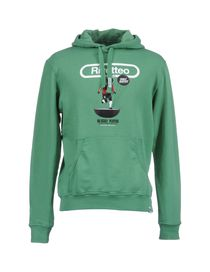 JOE RIVETTO - Hooded sweatshirt