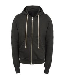 Sweat avec zip - DRKSHDW by RICK OWENS