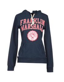 FRANKLIN & MARSHALL - Hooded sweatshirt