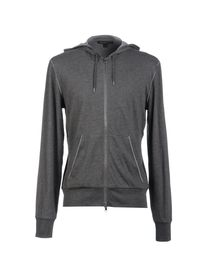 JOHN VARVATOS - Hooded sweatshirt