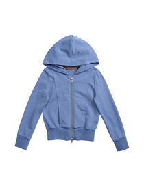 MANILA GRACE DENIM - Hooded sweatshirt