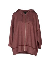 CHEAP MONDAY - Hooded sweatshirt