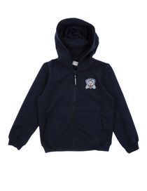 MONNALISA NY & LON - Hooded sweatshirt