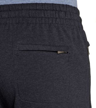 ZEGNA SPORT: Sweatpants Blue - Steel grey - 43182829OG