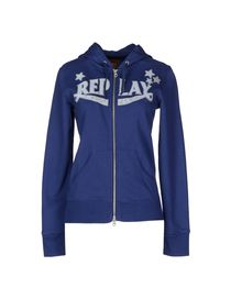 REPLAY - Hooded sweatshirt