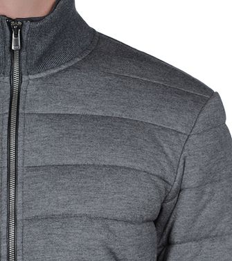 ZEGNA SPORT: Sweatshirt Blue - Steel grey - 43184479IR