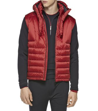 ZEGNA SPORT: Толстовка Techmerino Синий - 43188523CI