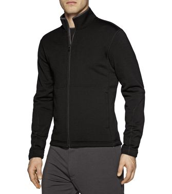 ZEGNA SPORT: Sweatshirt Blue - Steel grey - 43188524XI