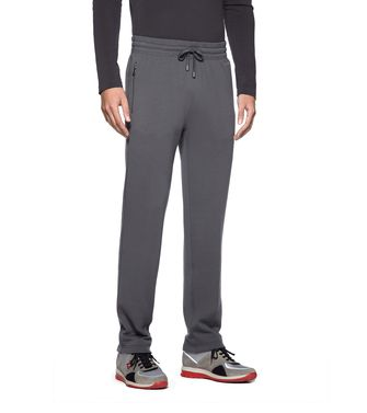 ZEGNA SPORT: Sweatpants Grey - 43190873LU