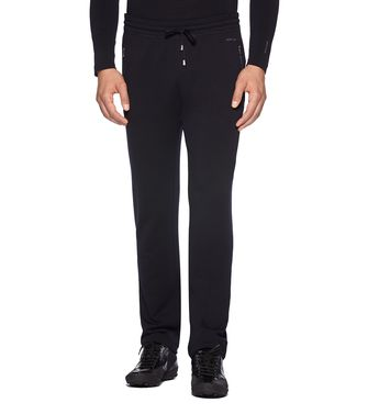 ZEGNA SPORT: Sweatpants Blue - 43190875LI