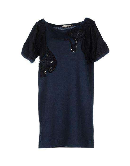 Фото VANESSA BRUNO Короткое платье. Купить с доставкой