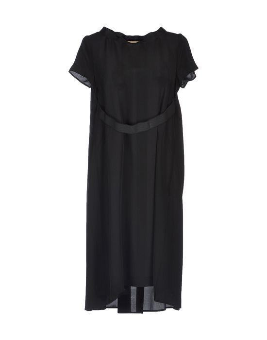 Фото GARAGE NOUVEAU Платье до колена. Купить с доставкой