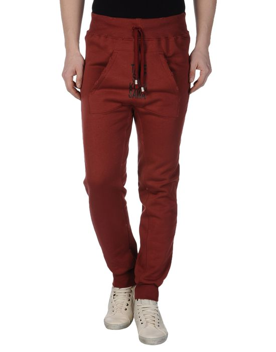 TAKESHY KUROSAWA Тренировочные брюки Скидки в YOOX.COM  по цене 3140.00 RUB