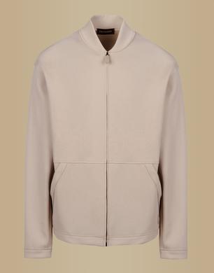 TRUSSARDI - Zip sweatshirt