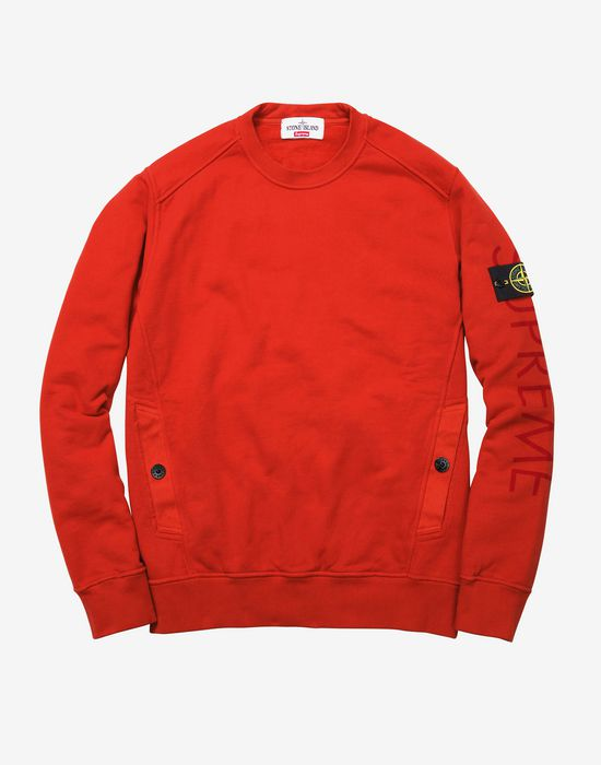 d377d96add 69AS3 STONE ISLAND/SUPREME Sweatshirt Stone Island Men - Official ...