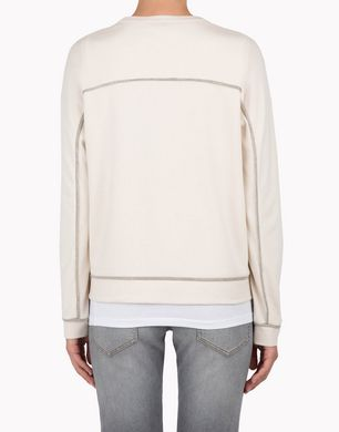 BRUNELLO CUCINELLI MF934S8800 Fleece t-shirt D r
