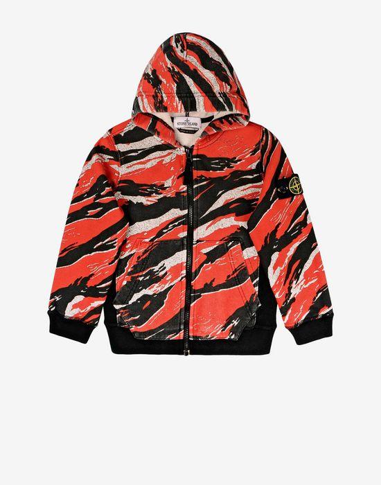 Tiger Homme Zip Island 61145 Avec Stone Camo Sweat Boutique Stripe dqxfZwA