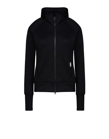 Y-3 ZIP TRACK HOODY SWEAT SHIRTS woman Y-3 adidas