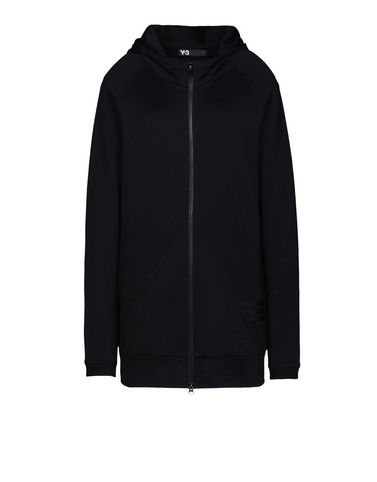 Y-3 ELEGANT ZIP HOODY SWEAT SHIRTS woman Y-3 adidas