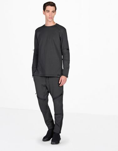 Y-3 TECHFLEECE SWEATSHIRT SWEAT SHIRTS man Y-3 adidas