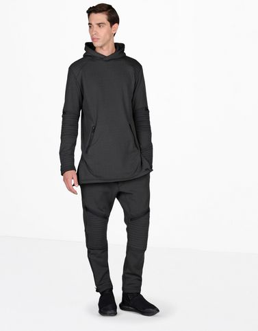 Y-3 TECHFLEECE HOODIE SWEAT SHIRTS man Y-3 adidas