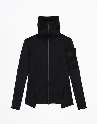 Y-3 3-STRIPE TRACK HOODIE SWEAT SHIRTS woman Y-3 adidas