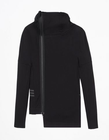 Y-3 FROST ZIP TOP SWEAT SHIRTS woman Y-3 adidas