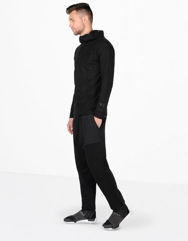 Y-3 GRAIN JSY HOODIE SWEAT SHIRTS man Y-3 adidas