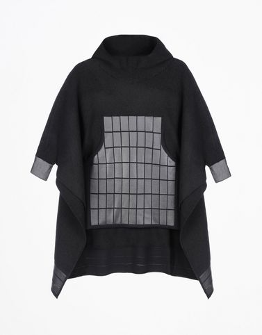Y-3 PONCHO SWEATER SWEAT SHIRTS man Y-3 adidas