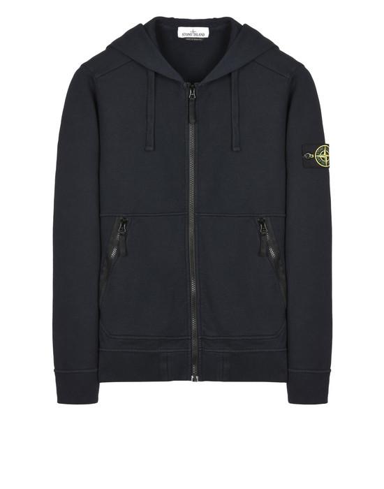 STONE ISLAND Zip sweatshirt 62740