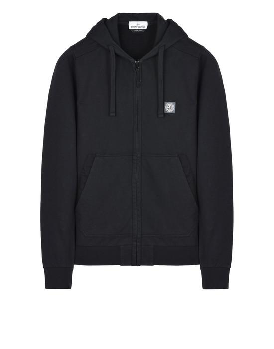 STONE ISLAND Sweatshirt mit Zipp 62539