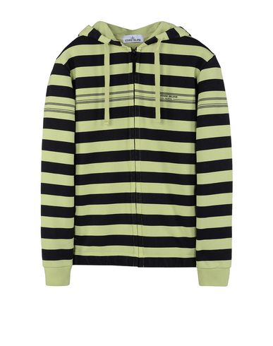 STONE ISLAND Zip sweatshirt 644X7 STONE ISLAND MARINA