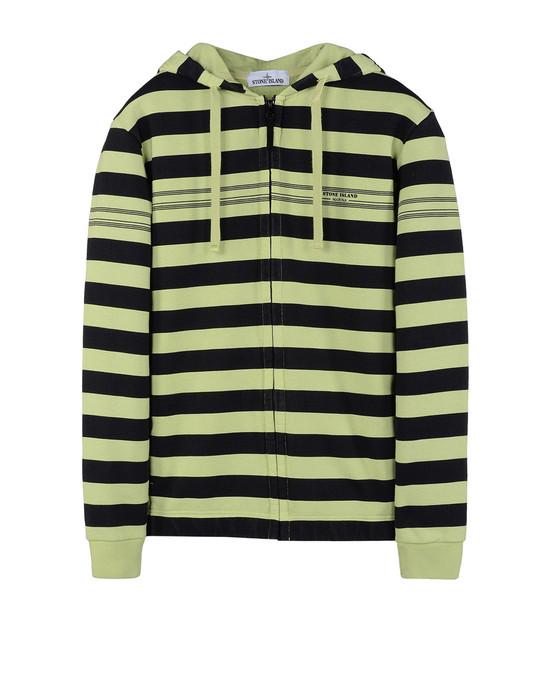 STONE ISLAND Sweatshirt mit Zipp 644X7 STONE ISLAND MARINA