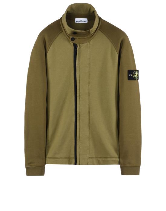 STONE ISLAND Zip sweatshirt 63840