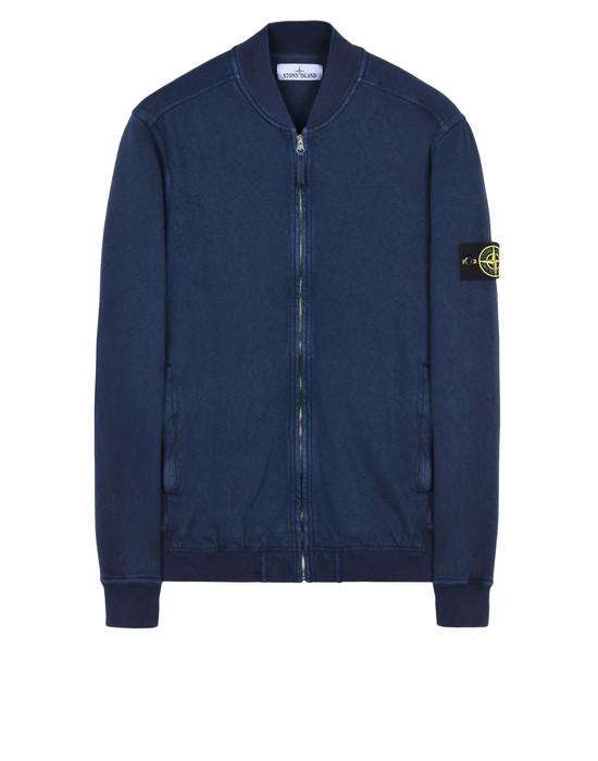 STONE ISLAND Zip sweatshirt 60961 T.CO+OLD