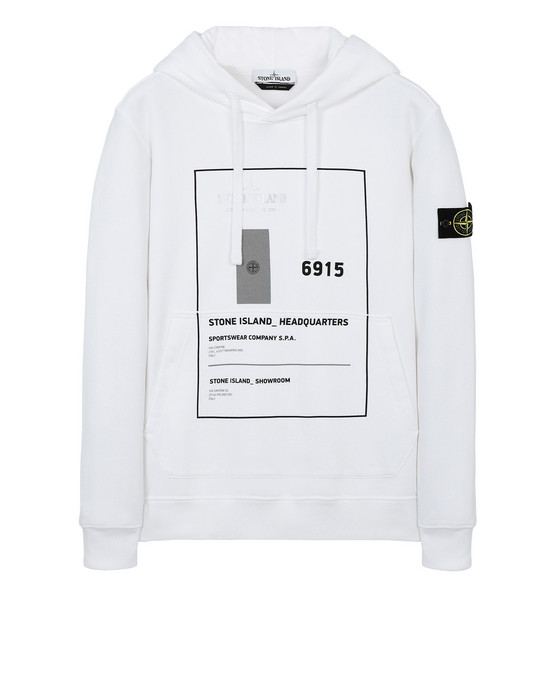 multiple colors discount new style 66088 Sweatshirt Stone Island Men - Official Online Store