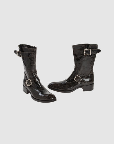 GIANNI BARBATO Women - Footwear - Ankle boots GIANNI BARBATO on YOOX from yoox.com