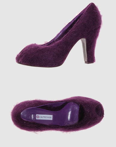 L' AUTRE CHOSE Women - Footwear - Closed-toe slip-ons L' AUTRE CHOSE on YOOX