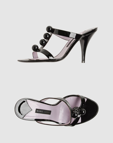 MARC JACOBS Women - Footwear - High-heeled sandals MARC JACOBS on YOOX