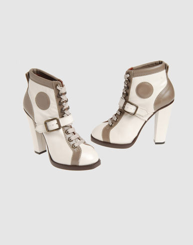 MARC BY MARC JACOBS Women - Footwear - Ankle boots MARC BY MARC JACOBS on YOOX :  footwear yoox women ankle boots