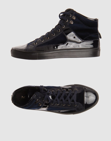 NEIL BARRETT Hi-Tops